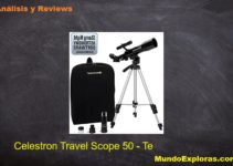 analisis celestron travel scope 50