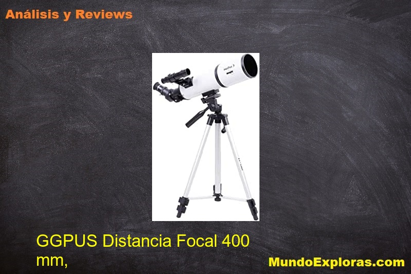 analisis ggpus distancia focal 400